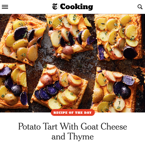 Paywall: Erfolgsmodell NYT-Cooking